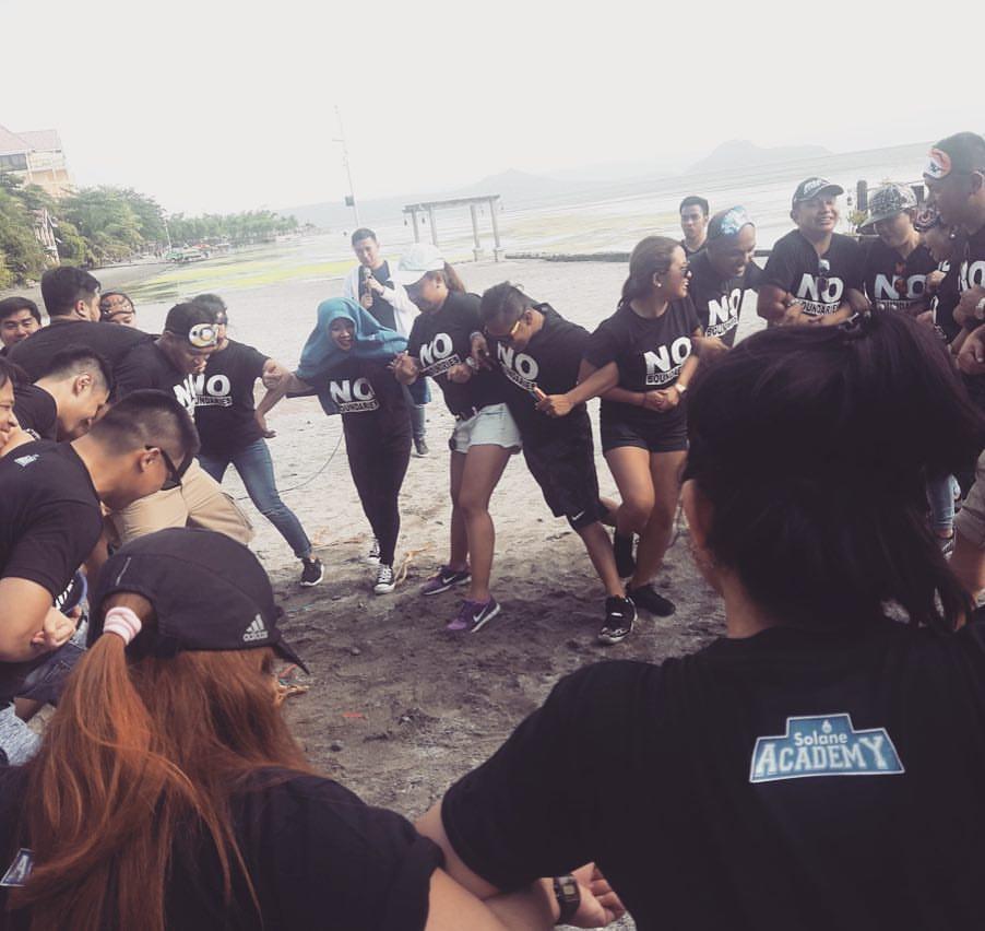 team building organizers philippines